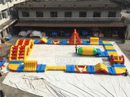 China Commercial Ultimate Inflatable Water Park For Children , Inflatable Water Sports factory