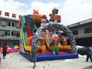 China Commercial Inflatable Slide company