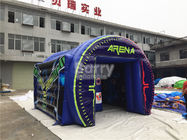 China Tag The Light Inflatable Interactive Game 2 Player High Energy company