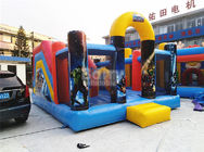 Tag The Light Inflatable Interactive Arena Game / Inflatable Assault Obstacle Course