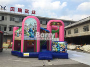 China Bouncer House With Slide company