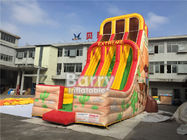 China Giant Durable Children Commercial Inflatable Slide With EN14960 CE , Backyard Inflatable Slide factory