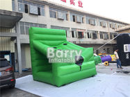 China Attractive Inflatable Bungee Run Hire , High Performance Inflatable Sport Game With CE Blower factory