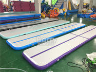 China Gym Sports Game Inflatable Air Track Gymnastics Mat For Home CE EN14960 factory