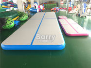 China 7x2x0.2m Gymnastics Air Track / Fitness Training Inflatable Air Tumble Track factory
