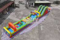 Customized Inflatable Bouncy Castle , Blow Up Outdoor Obstacle Course For Adults