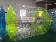 Commercial PVC Transparent Inflatable Pool Water Roller Ball SCT EN71