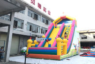 Buy Large  Inflatable Slide For Rent Commercial Inflatables For Sale
