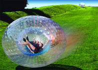 China Amazing Outdoor Inflatable Toys , Giant Human Inflatable Zorb Ball EN71 company