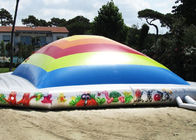 China Safety Outdoor Inflatable Garden Toys / Inflatable Air Bag With EN14960 company
