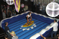 China Indoor Inflatable Sports Games Surf Board Simulator For Kids / Adults factory
