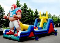 China Durable Inflatable Obstacle Course , Inflatable Outdoor Obstacle Course With CE company