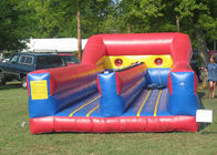China Customized Inflatable Interactive Games Bungee Run Inflatables For Adults company