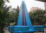 China Giant Inflatable Interactive Games Inflatable Rock Climbing Wall Rentals factory