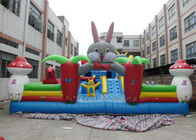 China Waterproof Giant Inflatable Commercial Bouncy Castle With Jumping Bouncer company