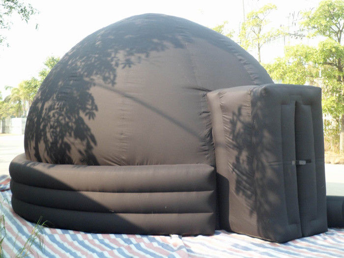 Amazing Astronomical Inflatable Tent / Portable Planetarium Dome For Digital Projection & Amazing Astronomical Inflatable Tent / Portable Planetarium Dome ...