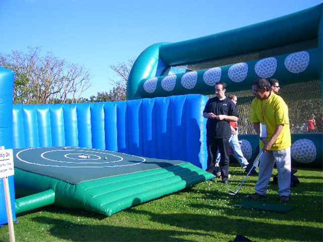 China Air Inflatable Golf Driving Range Outdoor Golf Inflatable Sports Arena For Adult factory