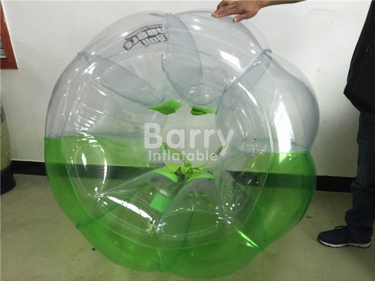 China Dia 1.5m Customized Inflatable Body Bumper Ball Adult Inflatable Yard Toys factory