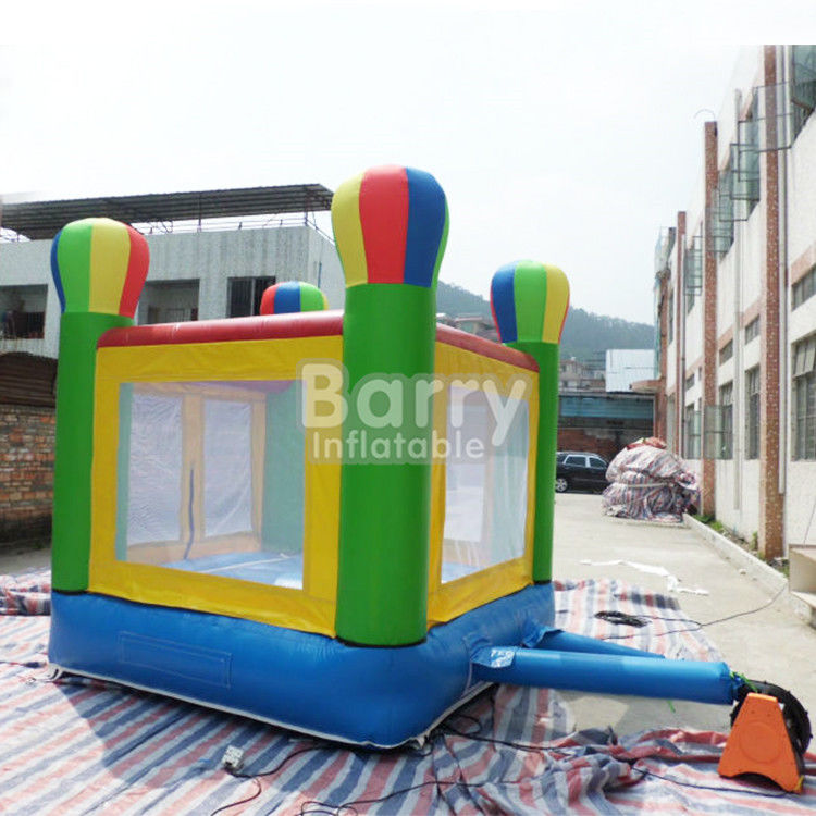 China Outdoor Moon Balloon Inflatable Bouncer Custom Bounce House Fun For Kids factory