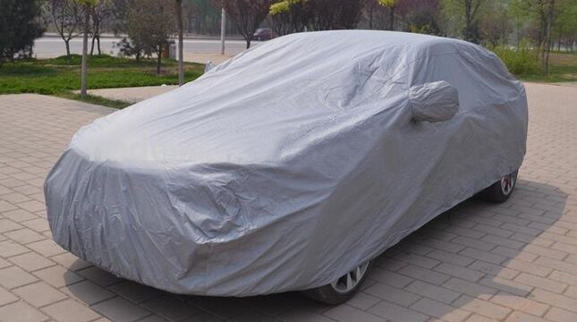 China 5-6mm Thicken Padded Inflatable Hail Proof Automobile Car Cover factory