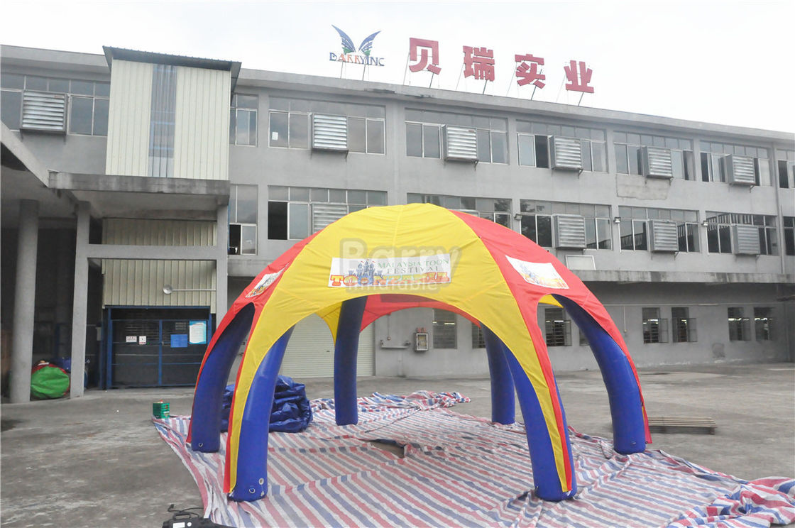 Outdoor 6 Legs Spider Inflatable Advertising Canopy Tent  Inflatable X-Gloo Tent & Outdoor 6 Legs Spider Inflatable Advertising Canopy Tent ...