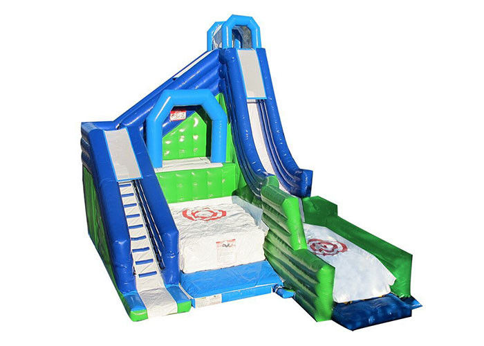 China Combination Unit Inflatable Interactive Games Jump & Slide CE EN14960 SCT EN71 factory