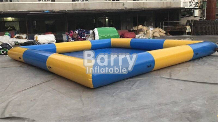 China Indoor And Outdoor Portable Inflatable Water Pool Commercial Grade For Kids Swimming factory