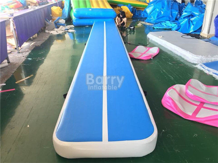 China Air Track Tumbling Inflatable Gym Air Track 3m 4m 5m 6m 8m 10m 12m 15m factory
