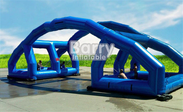China Sport Inflatable Interactive Games Water Balloon Battle 4 - Players For Kids Play factory