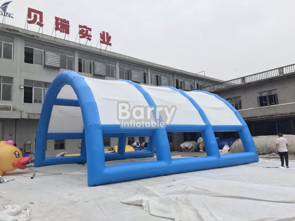 Outdoor Advertising Promotional Inflatable Dome Tent / Advertising Inflatable Tent