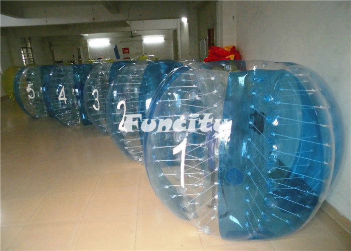 Adults Human Sized Hamster Bubble Soccer Ball For Outdoor Inflatable Games supplier