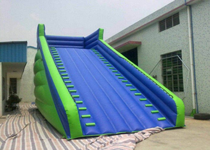 China Customized Outdoor Inflatable Toys Zorb Ball Ramp For Sports Game factory