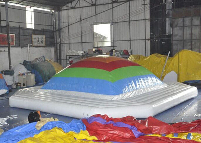 China Indoor And Outdoor Inflatable Toys For Kids Inflatable Jump Air Bag factory
