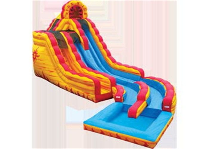 Blow Up Water Slides