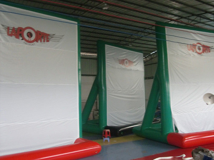 Airtight Inflatable Billboard , Outdoor PVC Inflatable Display Billboard
