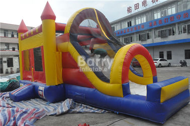 Giant Inflatable Combo Jumping Bouncy Castle Bounce House Bouncer Slide Game