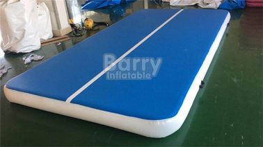 Custom Inflatable Air Tumble Track / Water Floating Gymnastics Gym Mat