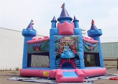 waterproof commercial jumping Inflatable Bouncer , Kids Bouncy Castle