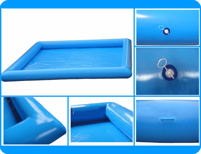 Outdoor Children Inflatable Swimming Pool Large Rectangle