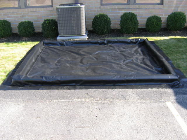 Car Wash Mats Water Containment