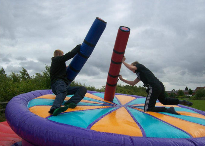 Ultimate Duel Inflatable Gladiator Arena Crazy 30FT Diameter