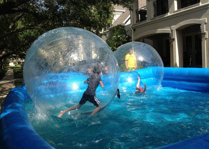 Popular blue kids swimming pool pirate slide above for Above ground swimming pools for kids
