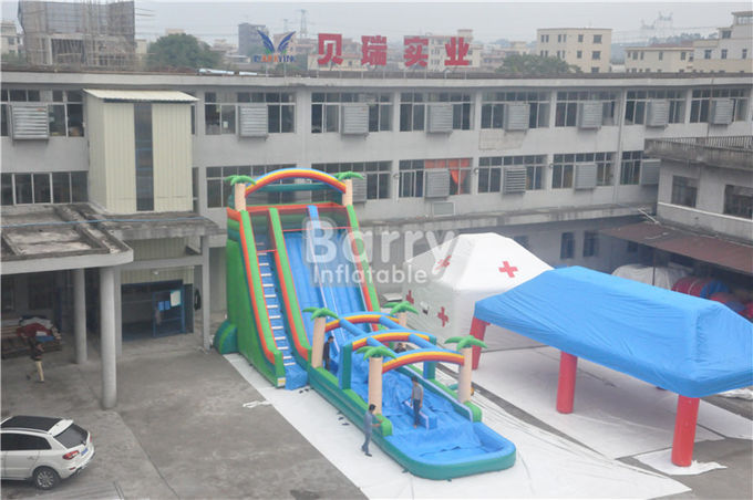 Detachable Inflatable Water Slide