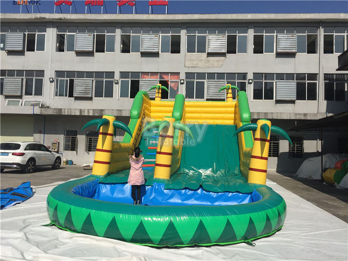 Kids Inflatable Water Slides