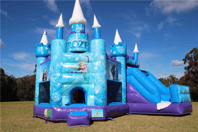 5 In1 Combo Jumping Castle