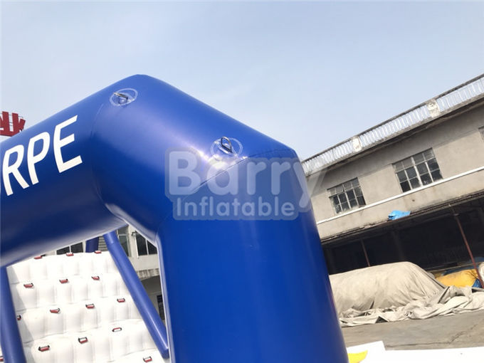 Outdoor Inflatable Advertising Products , Inflatable Welcome Arch