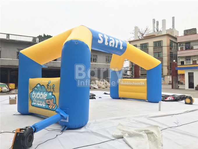 Inflatable Entrance Or Exit